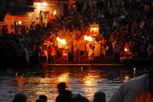 India Ganges river