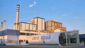 Nestlé Cero Agua factory Mexico.
