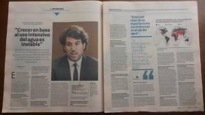 Entrevista completa a G Delacámara - El Comercio - 12 de julio 2015
