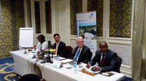 Kenya Partnership Launch Press Event