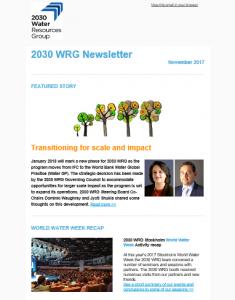 2017 November quarterly newsletter