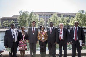 Kenya 2030 WRG partners attending the 3GF