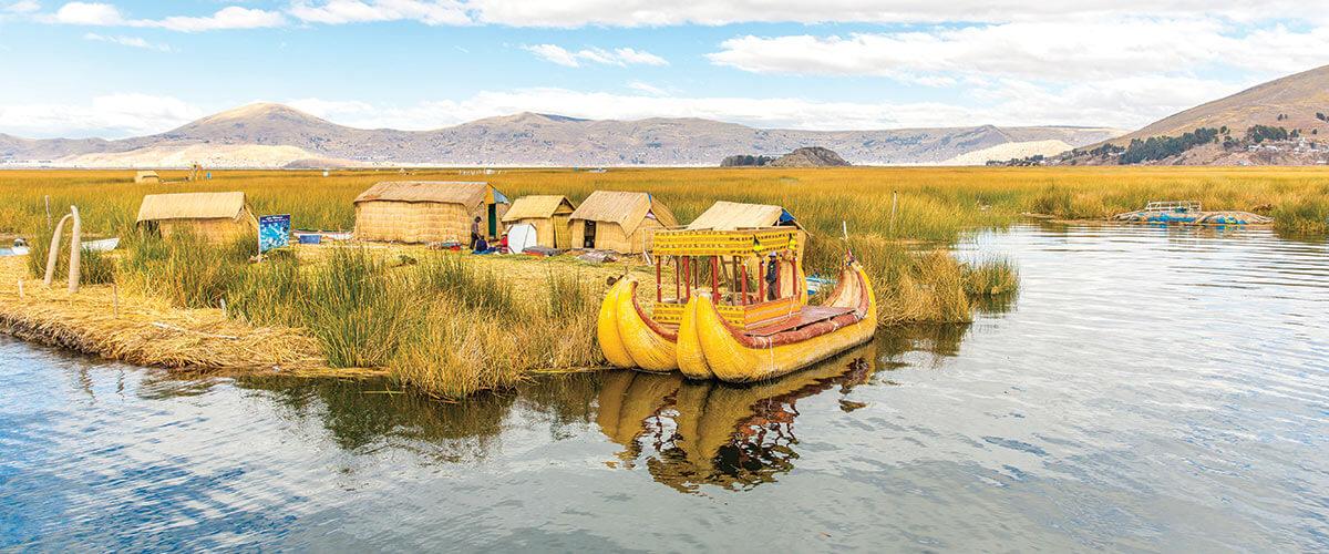Peru - Titikaka Lake