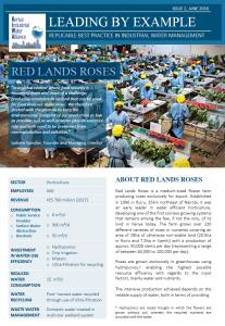 Factsheet RedlandRoses
